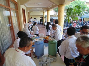 Suasana coffe break